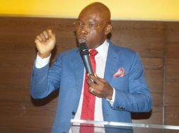 Chief Leo Stan Ekeh, Chairman of Nigeria's technology conglomerate, Zinox Technologies