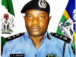 Solomon Arase, Inspector-General of Police