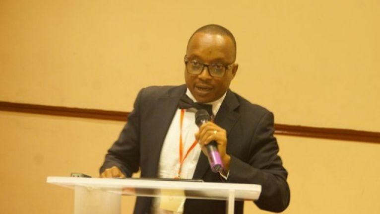 Mr Shina Badaru, Founder/ Group CEO Technology Times speaks at the 7th West Africa Convergence Conference 2015 (WACC 2015) organized by ITEdge in Lagos