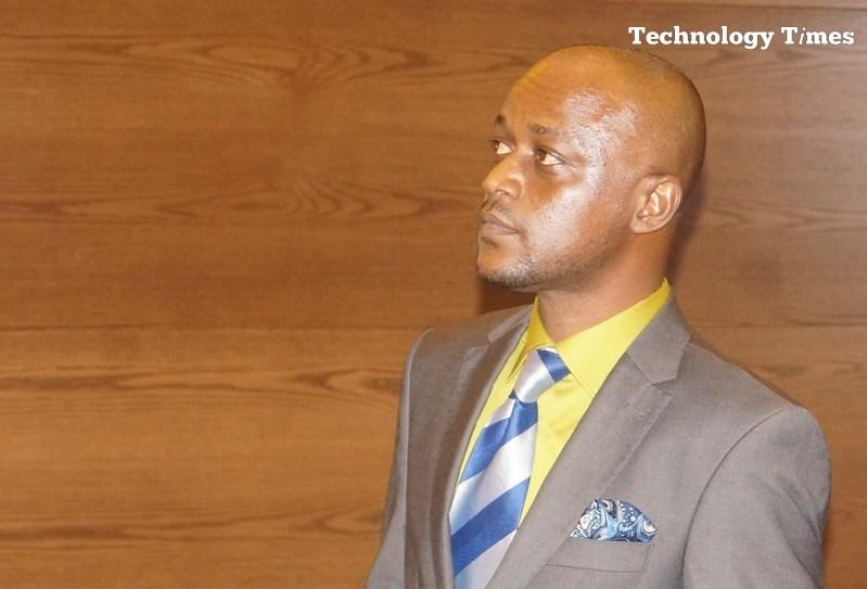 Mr Olumide Iyanda, Editor-in-Chief of QED.ng