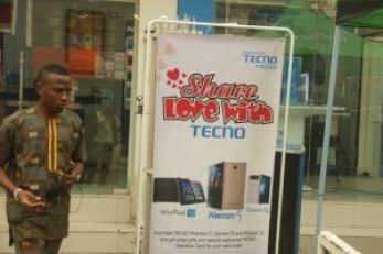 Valentine Promo Package by Tecno Mobile