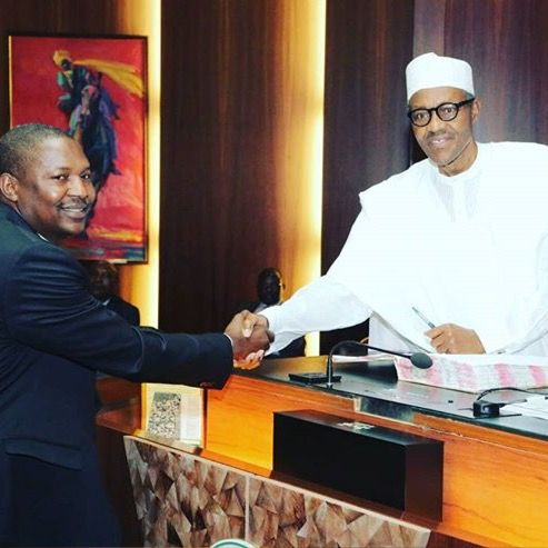 Attorney General of the Federation, and Minister of Justice, Abubakar Malami, SAN