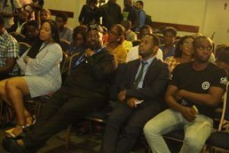 Cross Section of participants at the Lagos Social Media Week