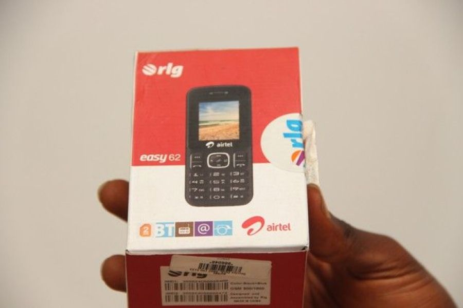 RLG Easy 62 Mobile Phone Pack, one of the Made-in-Nigeria phones gaining market traction among consumer tech buyers in the country