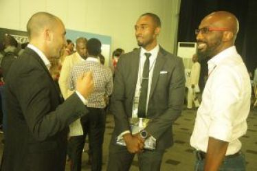 Networking Session at the Lagos Social Media Week