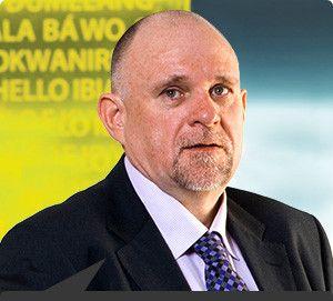 CEO, MTN Nigeria, Ferdi Moolman Photo credit: MTN