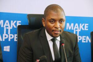 Mr Kabelo Managing Director Microsoft Nigeria