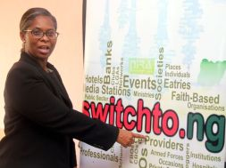 Edith Udeagu, COO of NIRA