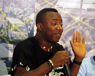 Omoyele Sowore, Publisher of Sahara Reporters