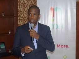Kamar Abass, CEO of Ntel
