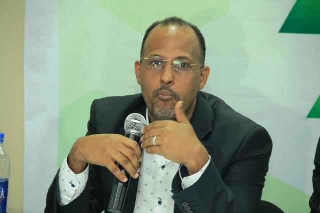 Mr Muhammad Rudman, CEO of Internet Exchange Point, Nigeria (IXPN),