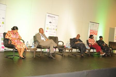 Panelist at the Digital Broadcasting Africa Forum 2016