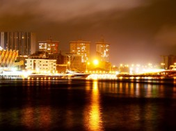 Skyline of Lagos, Nigeria's economic capital