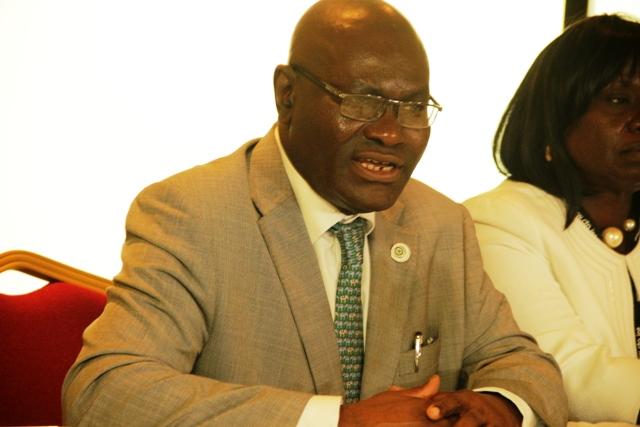 Shola Taylor, secretary -general, Commonwealth Telecommunications Organisation