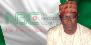 Mallam Is'haq Modibo Kawu, the new Director General of the National Broadcasting Commission (NBC)