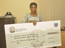 software, Youth Corper gets NITDA cash prize for developing software, Technology Times