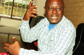 Chairman, Photo-journalist Association of Nigeria Lagos, Mr. Ademola Akinlabi