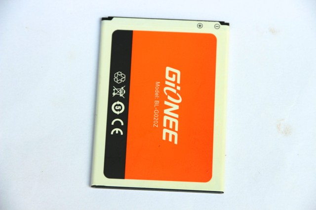2,000mAH battery of Gionee P5W