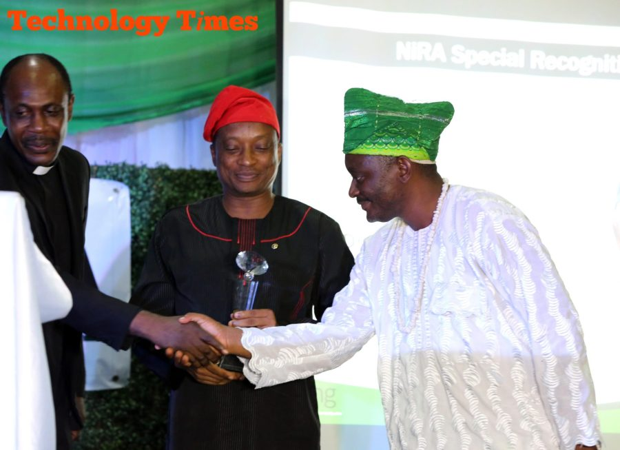 Photos | .ng Award 2018 hosted by NiRA in Lagos 1