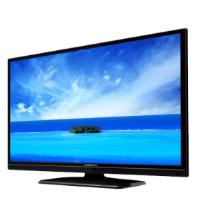 Image of a Tv with LCD screen