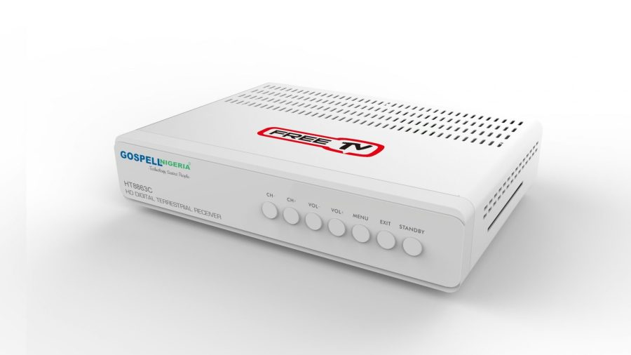 Magic box: The STBMAN Chairman says that TV Set Top Boxes (seen in photo) can create over 10,000 direct jobs and another 50,000 indirect emanating from 13 new Set Top Boxes (STB) factories, outside new TV stations, productions and other value added services in the digital broadcasting ecosystem in Nigeria.