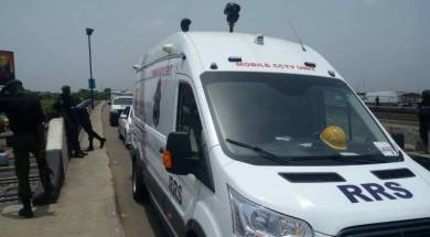The Lagos State Government has started a pilot operation of mobile surveillance cameras under plans to rid Nigeria's commercial hub of crime.