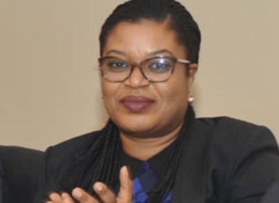 Managing Director of NIGCOMSAT, Ms Abimbola Alale