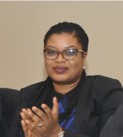 Managing Director of NIGCOMSAT, Ms Abimbola Alale