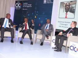The IDC CIO Summit West Africa 2017 was held May 18, 2017 at the Renaissance Hotel, GRA in Ikeja, Lagos gathered top CIOs across the region.