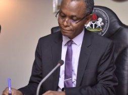 Mallam Nasir el-Rufai, Kaduna State Governor