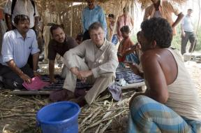 The Bill & Melinda Gates Foundation set up by Microsoft co-founder, Bill Gates has announced a $450 million fund to support polio eradication efforts by Rotary International in three countries, including Nigeria.