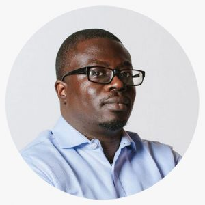 Kendall Ananyi, CEO, Tizeti Inc, owners of Wifi.com.ng