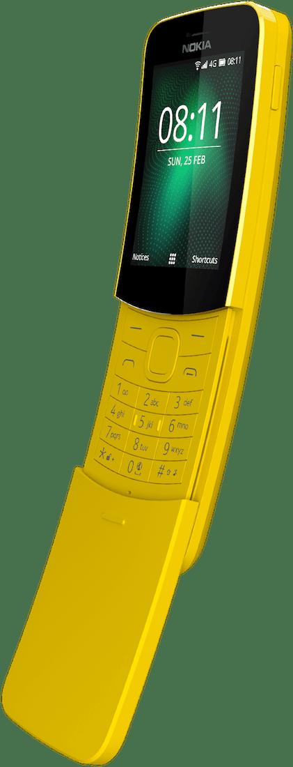 Nokia 8110, Nokia 8110: Classic banana phone makes comeback, Technology Times