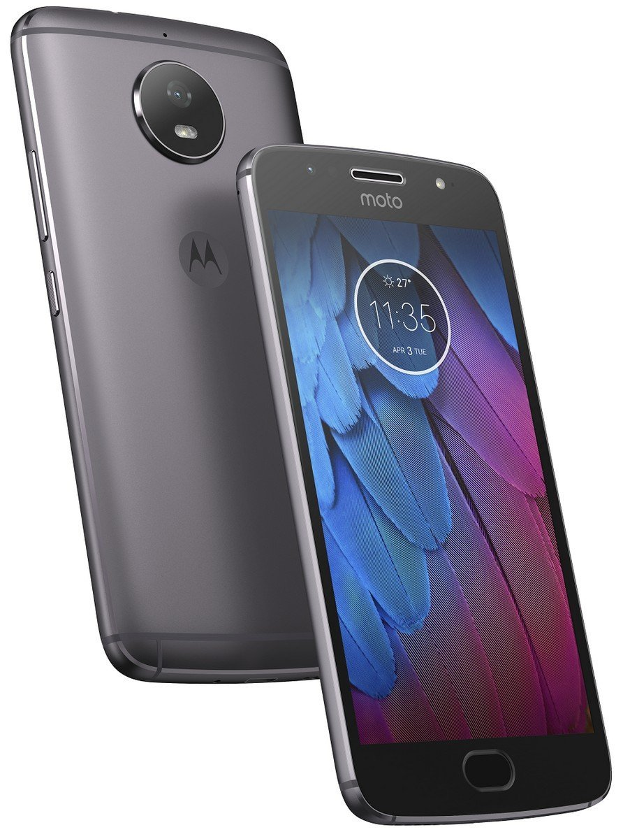 Moto G5s Plus smartphone gets security boost 1