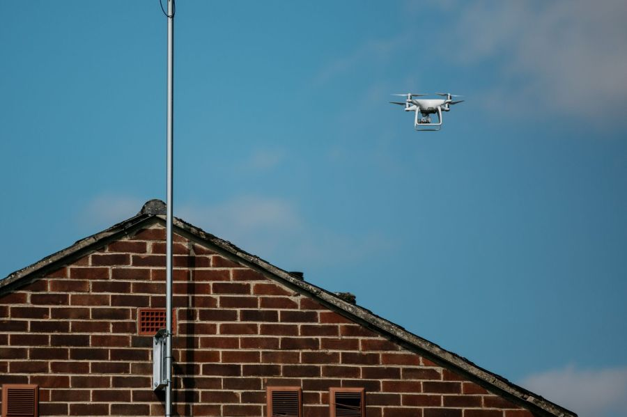 , City switches to drone services, Technology Times
