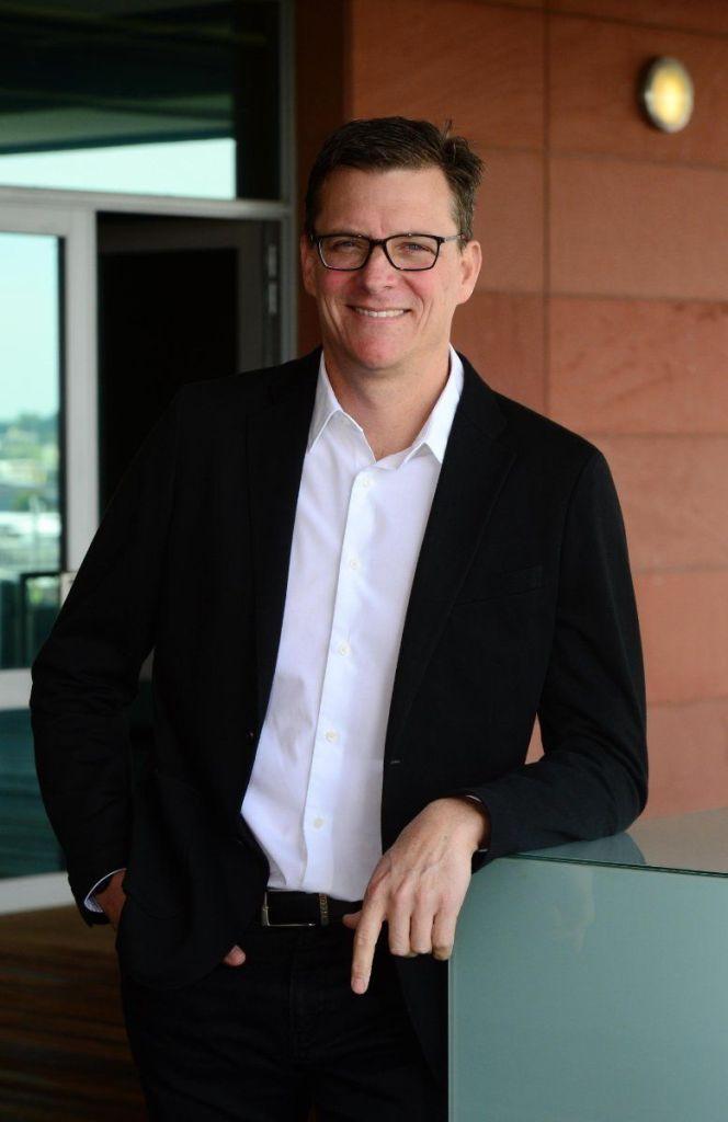Rob Shuter, MTN Group CEO