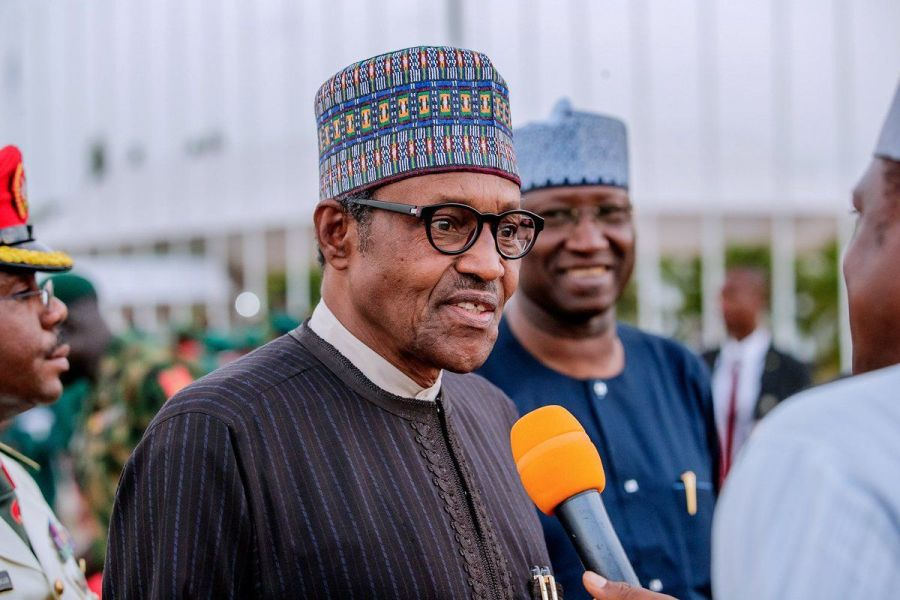 "President Muhammad Buhari: The Federal Government expects to ""reduce corruption to the bareset minimum"" with the launch of the Nigeria e-Government Master Plan 2020."