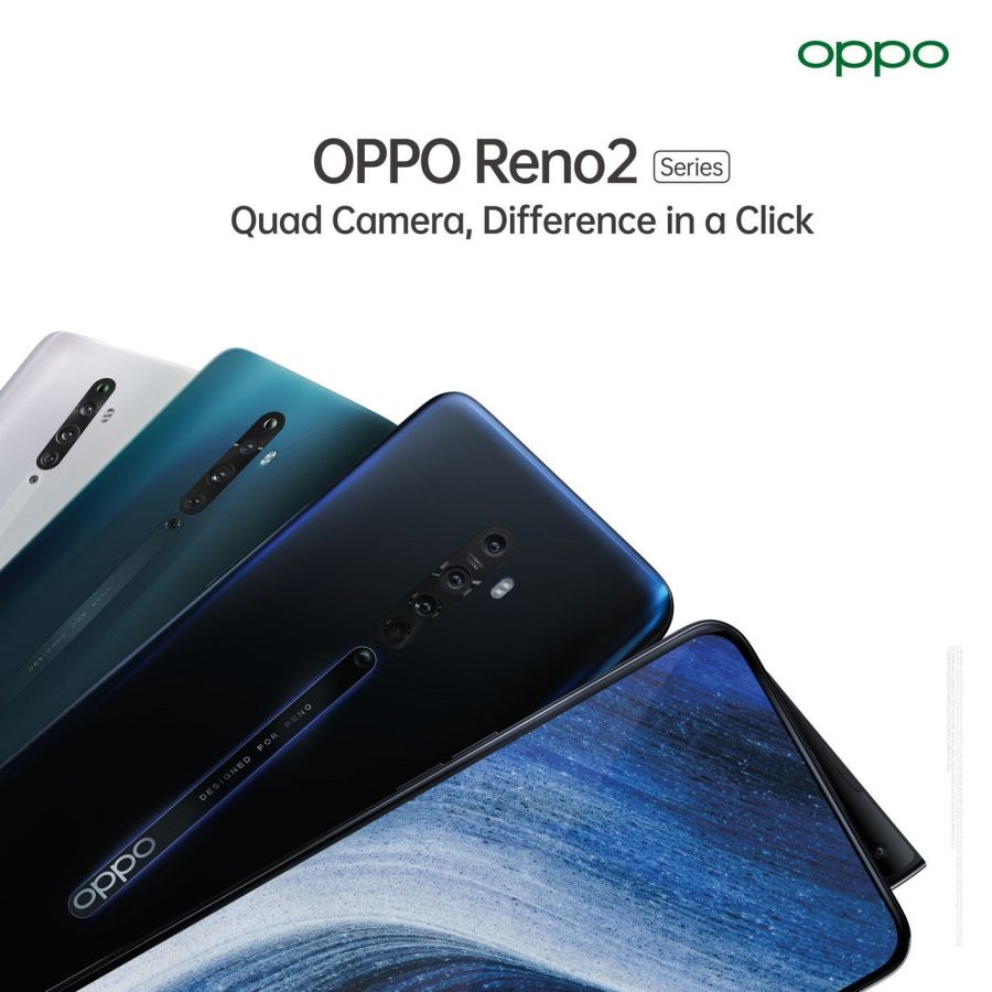 OPPO, the Chinese smartphone maker says new photography-enhancing features in the OPPO Reno2 smartphones will delight mobile photography lovers.