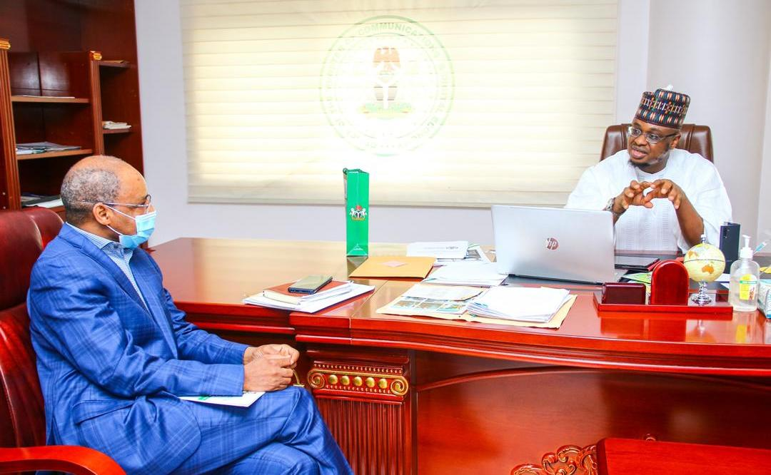 The National Identity Management Commission (NIMC) has resumed duty at its new supervisory Ministry after its transfer from the Presidency, the Nigerian ID manager says on social media.