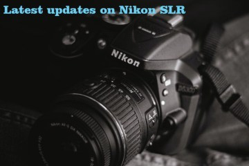 News Regarding Nikon's Lens Production