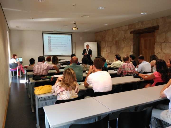 """Informative seminar on the """"Marie Curie"""" fellowships"""