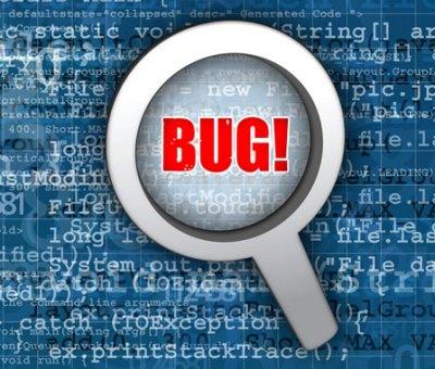 Windows 7 Bug a Real Turnoff