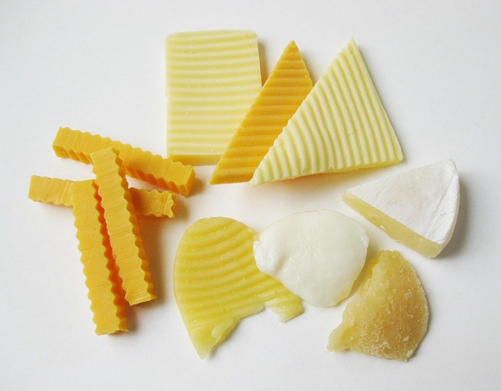 cheedar mrożenie pleśniowy ser