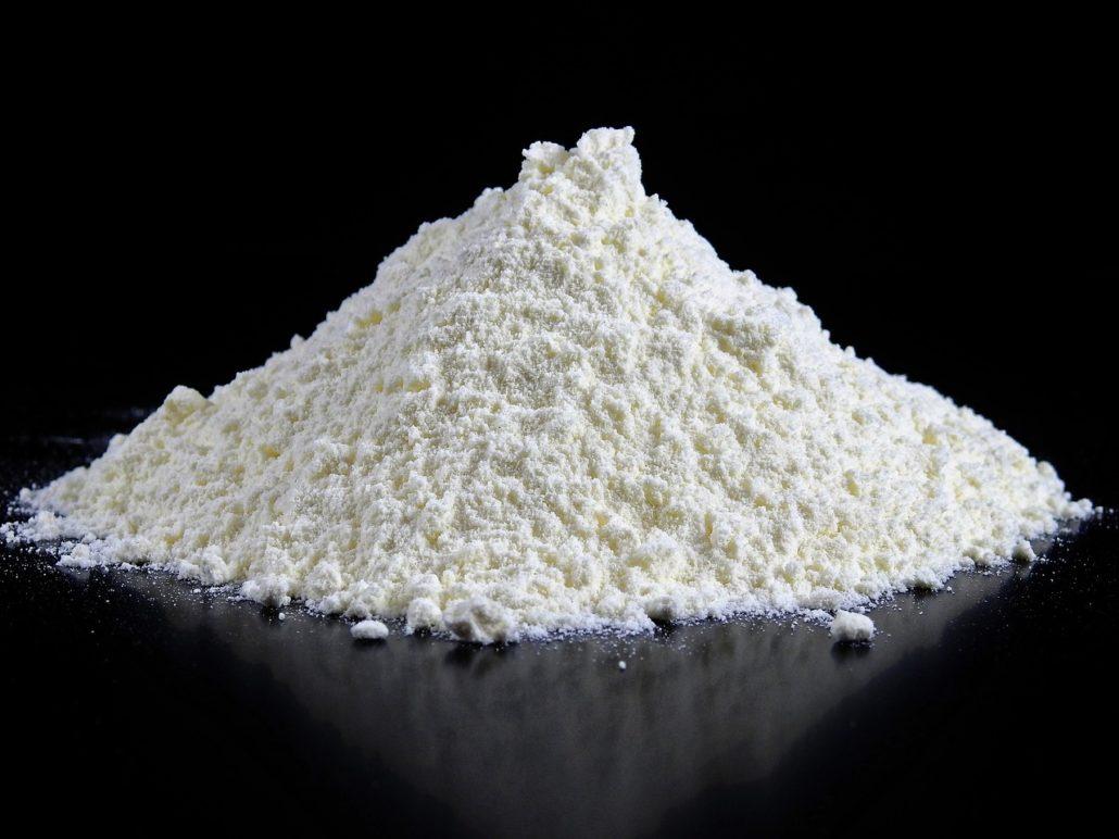 mąka czy się psuje pleśń