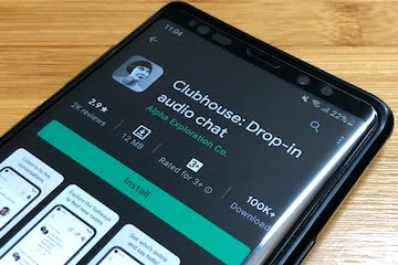 ClubHouse arrive sur Android