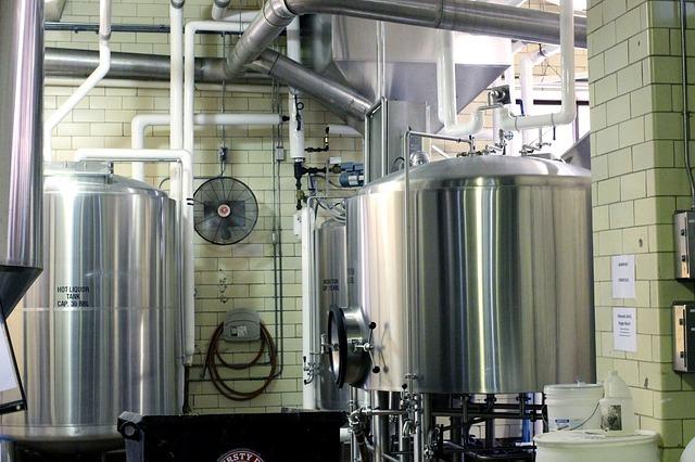 brewing of beer