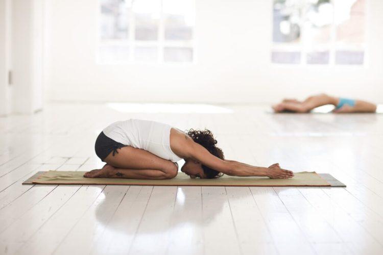 yoga practice daily