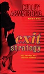 cover of Exit Strategy by Kelley Armstrong