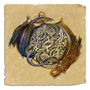 Dragonknot by Stephanie Pui-Mun Law