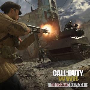 Une scène de Call of Duty